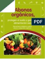 Abonos Organicos ECUADOR