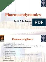 Pharmacodynamics. MBBS Class-5
