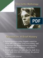 Yeats and Celtic Myth