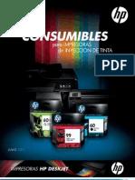 Consumibles Hp 2013
