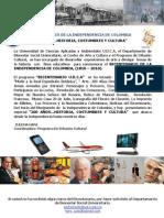 Bicentenariohistoriacostumbrescultura en Colombia