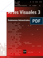 Artes Visual Es 3