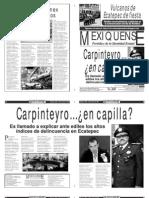 Versión impresa del periódico El mexiquense  23 agosto 2013