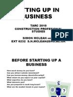 TARC 2010 SETTING UP A BUSINESS(2).pptx