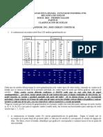 TALLER No. 1 - PARTE B - CLASIFICACIÓN DE SUELOS