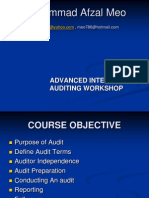 Internal Auditing Slides
