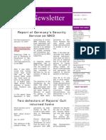 Nejat Newsletter - ISSUE 7