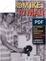 From Ike to Mao and Beyond- My Journey From Mainstream America to Revolutionary Communist