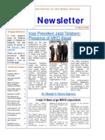 Nejat Newsletter - ISSUE 21