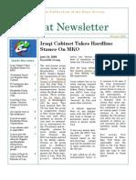 Nejat Newsletter - ISSUE 23