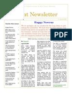 Nejat Newsletter - ISSUE 27