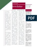 Nejat Newsletter - Special ISSUE 1