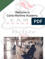 Welcome to Camamaritime