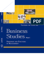 Business Studies XII