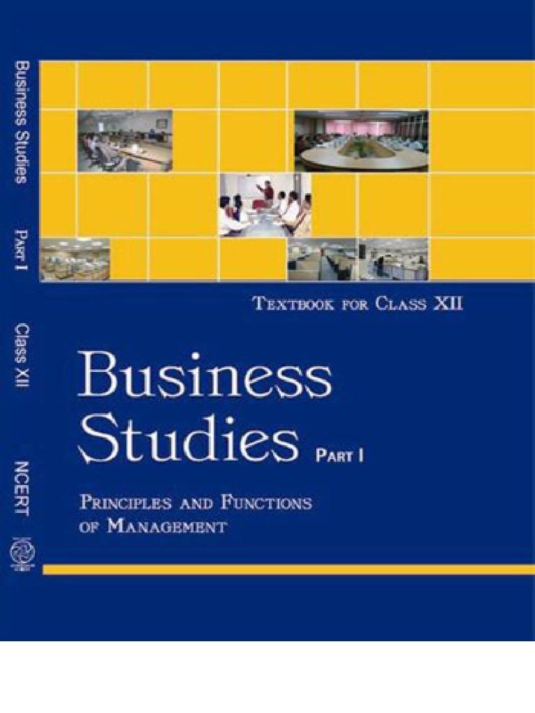 Business Studies Xii Goal Psychology Cognitive Science