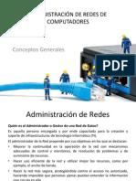 ADMINISTRACIÓN DE REDES DE COMPUTADORES