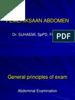 Abdominal Examination.2