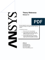 AnSys 56 Manual