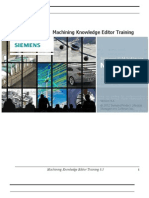 NX 8.5 MachiningKnowledgeEditor