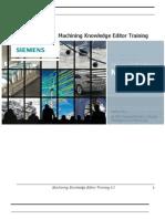 NX 8.5 MachiningKnowledgeEditor