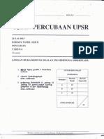 Percubaan Bt Perak k2 2013 (1)