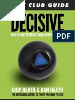 Decisive Book Club Guide