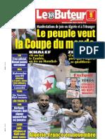 LE BUTEUR PDF du 09/06/2009