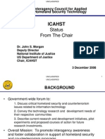Morgan Brief 3 December 2008 UNCLASSIFIED