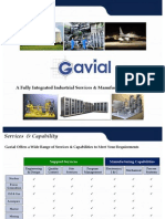 Gavial Overview Website 2010
