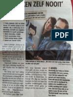 2012 De Telegraaf