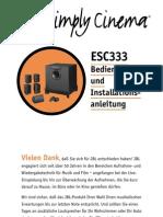 Esc333 Tysk