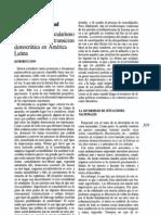 Whitehead - Generalidad y particularismo procesos de transición