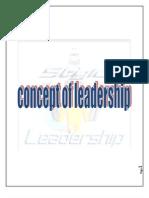 Leadership Style Report