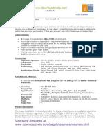 Downloadmela.com -Java 6 Years Experience Resume (1)
