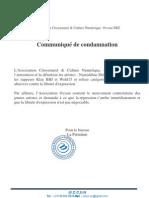 Communiqué de condamnation.pdf