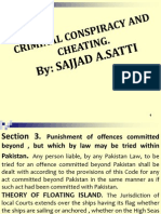 4-4-13 Criminal Conspiracy and Cheating(1)