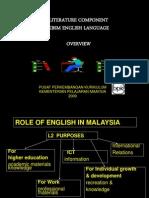 R-How Literature Develops Our Life -Malasians