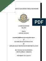 Anoop Seminar Report
