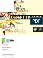 UNCDD – Desertification. A visual a visual synthesis