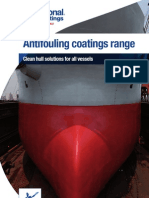 Antifoulings Coating Srange Brochure