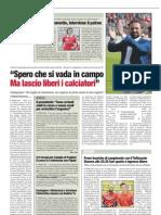 Il Corriere dell'Umbria del 22 agosto 2013