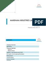 Mandhana IndustMandhana Industries Limited- Q1FY14-1.pdfries Limited- Q1FY14-1