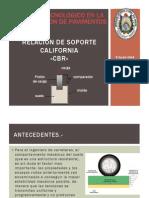 DIAPOSITIVA 8 Relación de soporte california