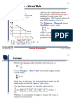 Palmgren - Miner's Rule