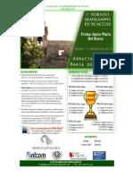 """Bando 1° Torneo Semilampo di Scacchi - """"Trofeo Santa Maria del Bosco"""""""