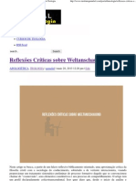 Reflexões Críticas sobre Weltanschauung _ Portal da Teologia.pdf