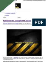 Problemas na Apologética Clássica _ Portal da Teologia.pdf