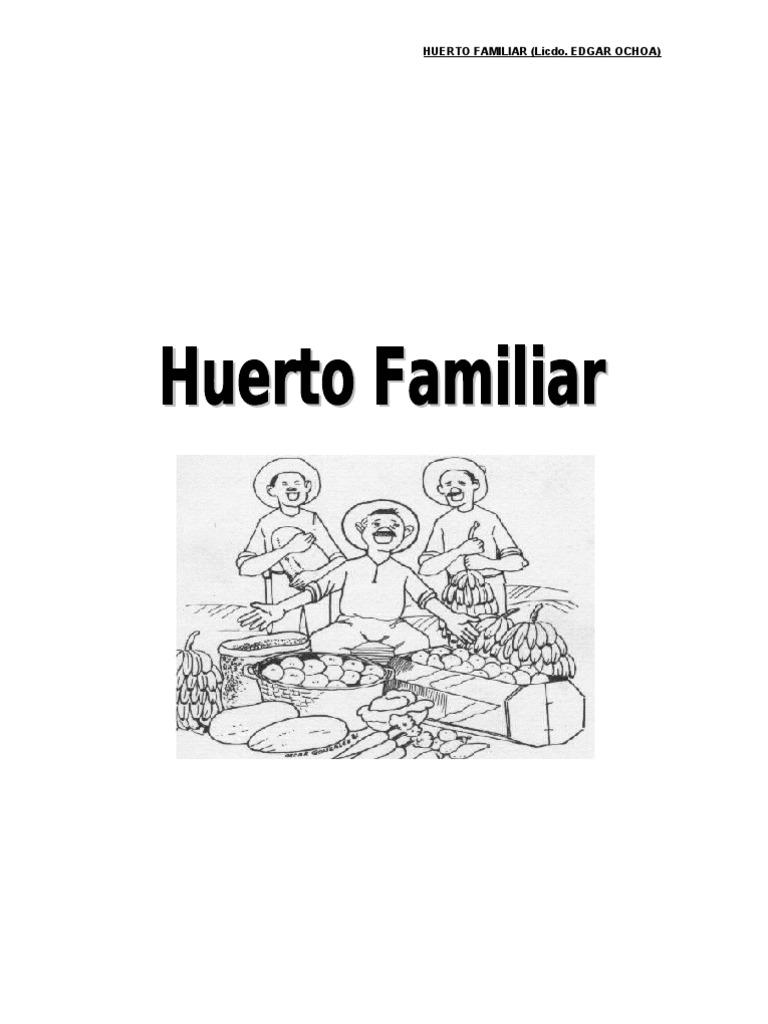 Huerto Familiar