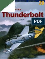 Monografie 20 P-47 Vol 2