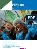 Worldconnectors Statement on Sustainable World Citizenship